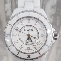 Chanel Ceramic 33mm Automatic J12 pre-owned