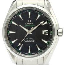 Omega 231.10.42.21.01.001 Stahl Seamaster Aqua Terra 42mm gebraucht