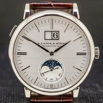 A. Lange & Söhne White gold 40mm Automatic 384.026 pre-owned United States of America, Massachusetts, Boston