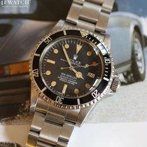 Rolex 1665 Acier 1979 Sea-Dweller 40mm occasion