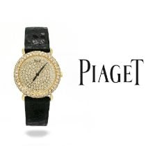 Piaget Yellow gold 26mm Manual winding Piaget High Jewellery Watch pre-owned