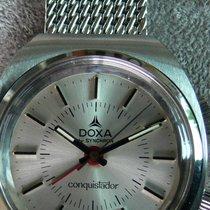 Doxa Ocel Ruční natahování Vintage for anyday použité