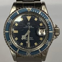 Tudor Submariner Steel 40mm Blue No numerals