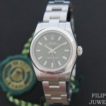 Rolex Oyster Perpetual 26 Staal 26mm Groen Nederland, Maastricht