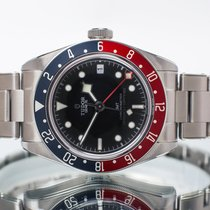 Tudor 79830RB Aço 2019 Black Bay GMT 41mm novo