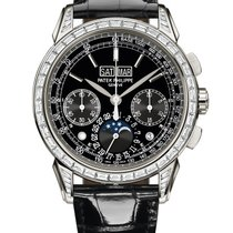 Patek Philippe Perpetual Calendar Chronograph 5271P-001 new