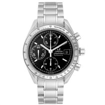 Omega 3513.50.00 Steel Speedmaster Date 39mm pre-owned United States of America, Georgia, Atlanta