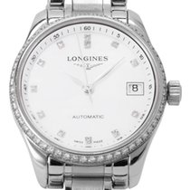 Longines Master Collection pre-owned 25mm Steel