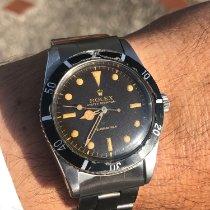 Rolex Submariner Ocel Černá