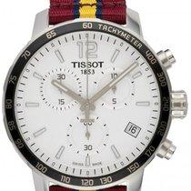 Tissot Steel 42mm Quartz T095.417.17.037.13 new