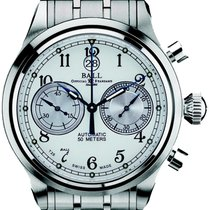 Ball Trainmaster CM1052D-S3J-WH new