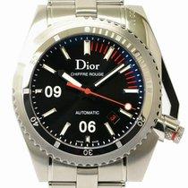 디올 스틸 42mm 자동 CD085510M001 중고시계