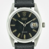 Rolex 6694 Steel 1960 Oyster Precision 34.3mm pre-owned United States of America, California, Pleasant Hill