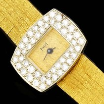 Piaget Yellow gold 21mm Manual winding pre-owned