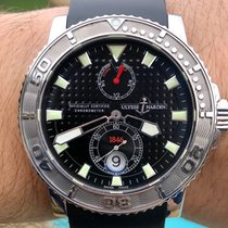 Ulysse Nardin 263-33-3/92 Steel Maxi Marine Diver 42.7mm pre-owned United States of America, Texas, Plano
