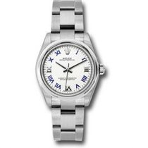 Rolex Oyster Perpetual 31 Steel 31mm White Roman numerals United States of America, Pennsylvania, Holland