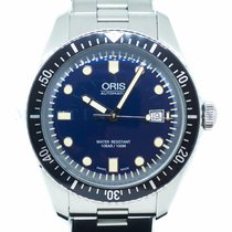 Oris Steel 42mm Automatic 01 733 7720 4055-07 8 21 18 pre-owned Singapore, Singapore