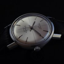 浪琴 (Longines) Rare Vintage Flagship Men's Steel 60's