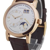 A. Lange & Söhne 109.032 Lange 1 Moonphase Manual in Rose...