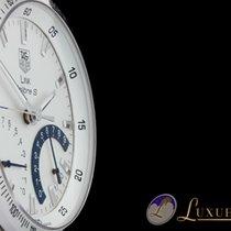 TAG Heuer Link Calibre S   Chronograph 1/100 1/10   Edelstahl...