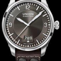Union Glashütte Belisar Pilot Otel 41mm Gri Arabic