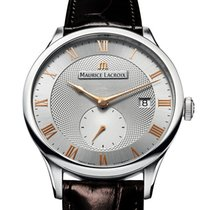 Maurice Lacroix Masterpiece Small Seconde MP6907-SS001-111 2018 new