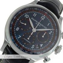 Baume & Mercier Capeland Chronograph Stahl 10065