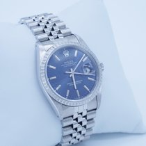 Rolex Datejust 16220 automatik blue dial 36mm