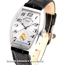 Franck Muller Cintree Curvex REAL MADRID Limited Edition