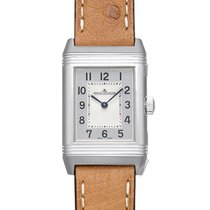 Jaeger-LeCoultre Reverso Classic Small Staal 20.7mm Zilver Arabisch