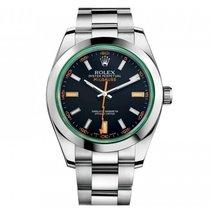 Rolex Milgauss Vetro Verde - 116400gv
