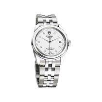 Tudor 55000-68050 Glamour Date in Steel - on Steel Bracelet...