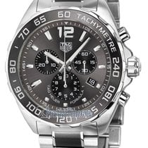 TAG Heuer Formula 1 Steel 43mm Grey United States of America, New York, Airmont