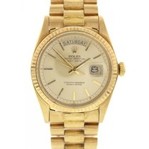 Rolex Oyster Perpetual Day-Date 18K Yellow Gold 18078
