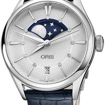 Oris Artelier Date Steel 36mm Silver United States of America, New York, Airmont