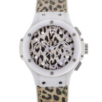 Hublot Women's watch Big Bang 41mm Automatic pre-owned Watch with original papers