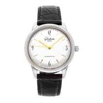 Glashütte Original Pre-Owned  Senator Sixties 39-52-01-02-04