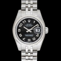 Rolex Black new Lady-Datejust