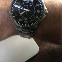 Hamilton Khaki Pilot Day Date occasion 42mm Acier