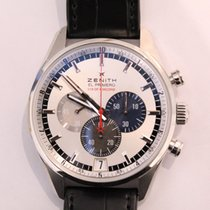 Zenith new Automatic Limited Edition 42mm Steel Sapphire Glass