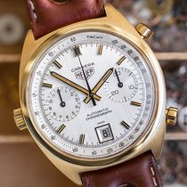 Heuer Yellow gold Automatic 38.5mm pre-owned