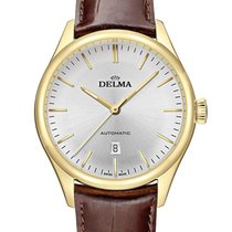 Delma 43mm Automatic 42601.688.6.061 new