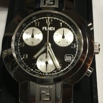 Fendi Chronograaf 39mm Quartz 2010 tweedehands Zwart