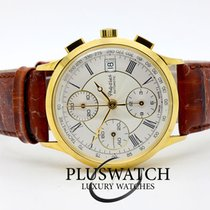 Philip Watch Or jaune 36,5mm Remontage automatique R8041948021 occasion