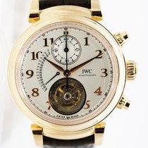 IWC Da Vinci Chronograph Pозовое золото 44mm Aрабские