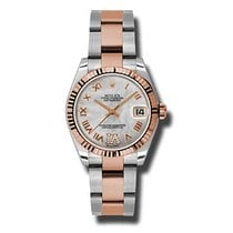 Rolex Lady-Datejust Steel 31mm Mother of pearl Roman numerals United States of America, Pennsylvania, Holland