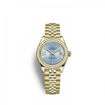 Rolex 279138RBR0009 Yellow gold Lady-Datejust 28mm new United States of America, Florida, Miami