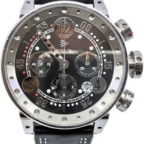 B.R.M Steel 44mm Automatic BRM V-12 pre-owned United States of America, Florida, Naples