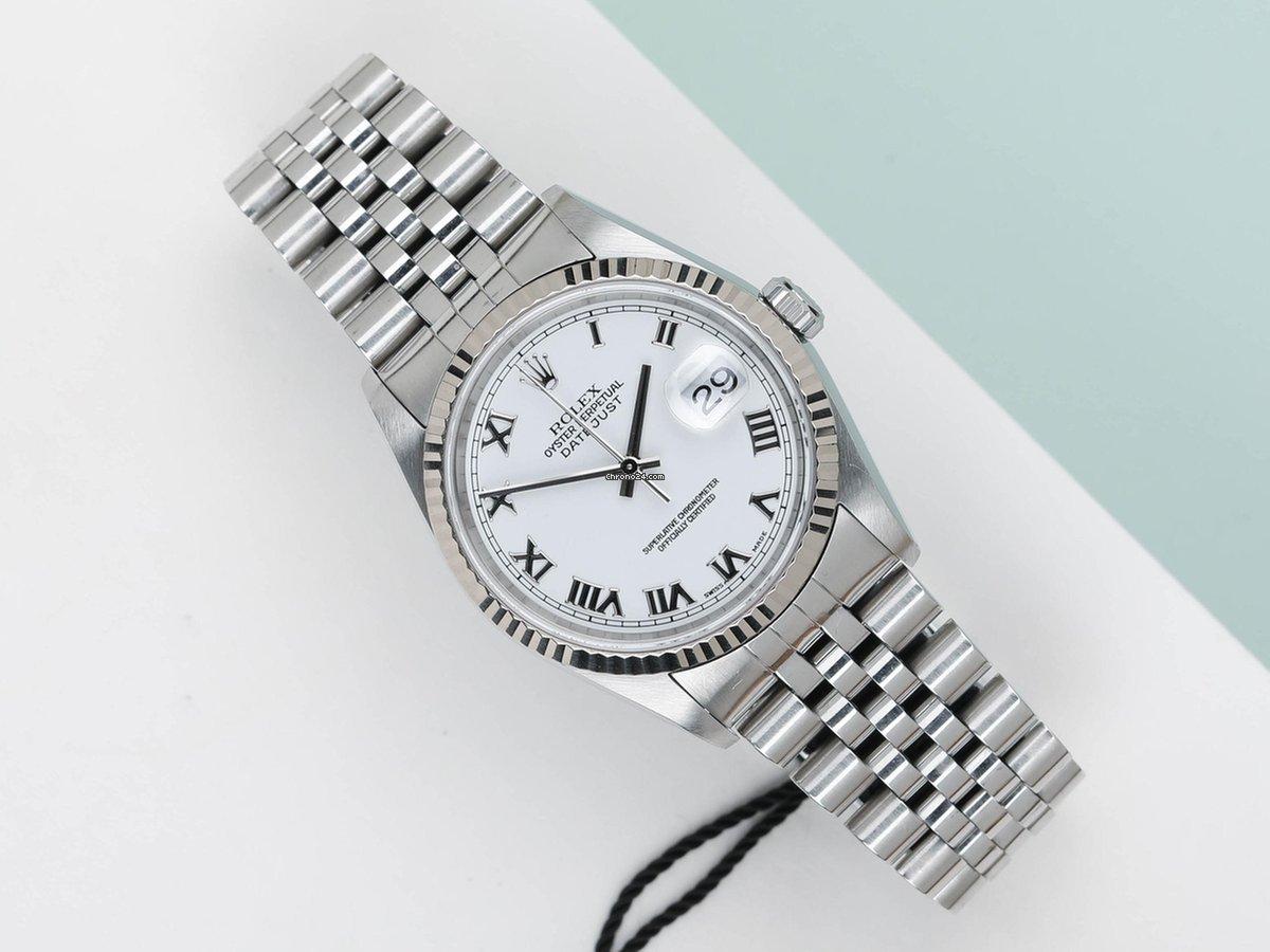 Rolex Datejust 36 Ref  16234