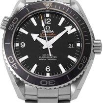 Omega Seamaster Planet Ocean Steel 45.5mm